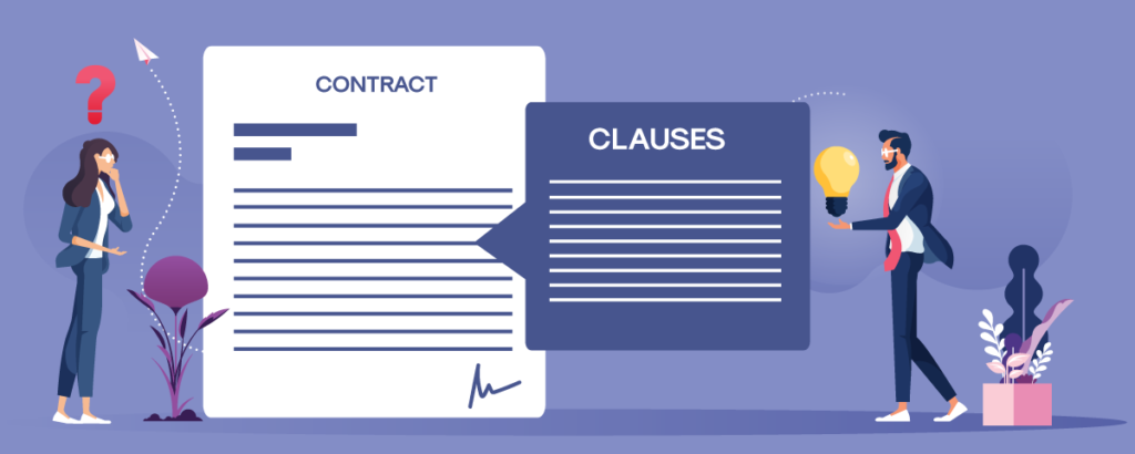 Remove your 'Fear' of Understanding Contract Clauses!