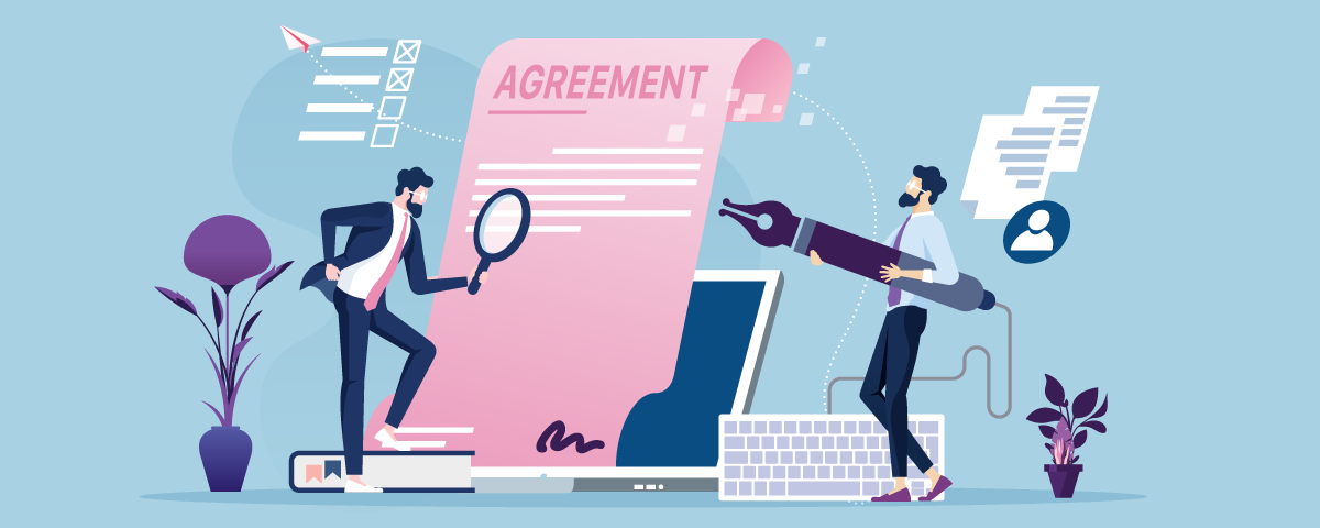 RevvSales - There are multiple agreements that are used in any business by different teams. So it's important that you know about them.