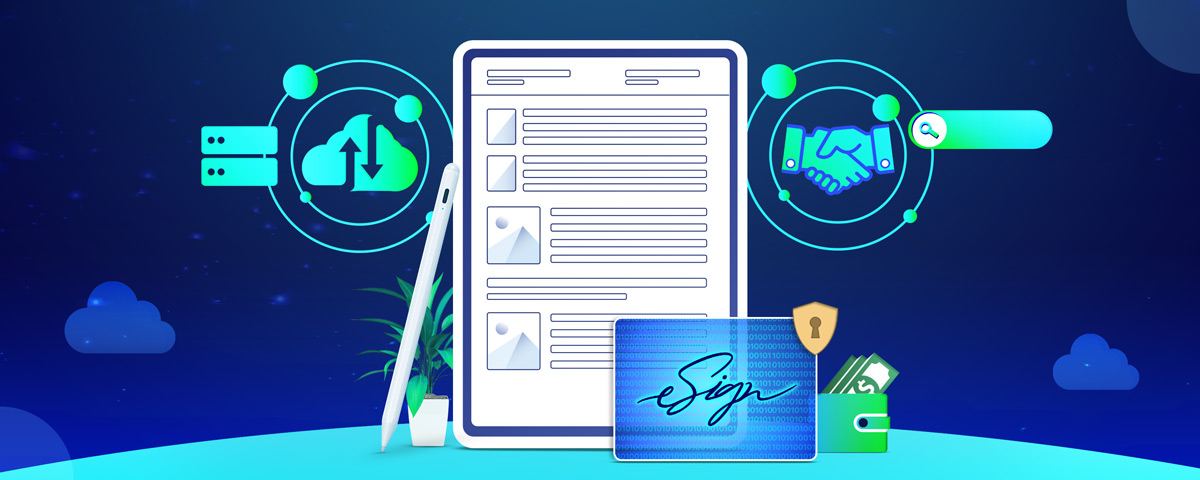 A document management system is the best alternative to manage business documents.