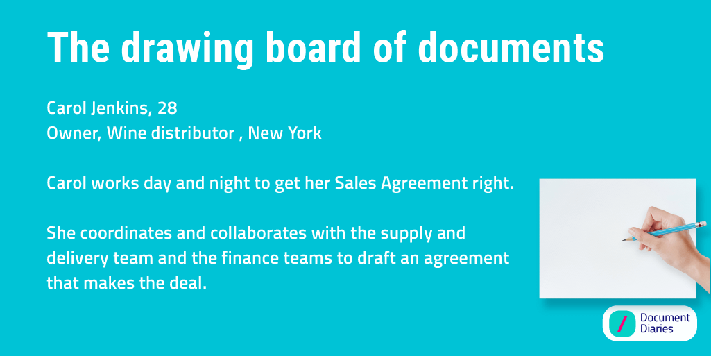 Use RevvSales to draft, share and sign sales agreement