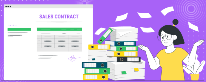 List of 11 sales document template that are critical for any sales function
