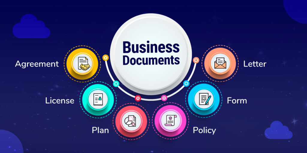 Every business need these top documents to dunction well.
