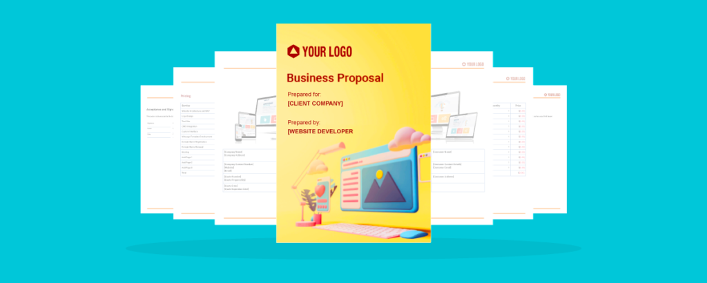 Creating professional business proposals with Revv that helps you stand out from the crowd