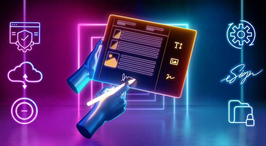 How to Automate an Electronic Signature Using Document Management System? – Digital Sign-Offs Part 1