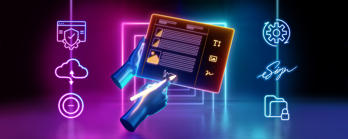 Use Revv- a complete document management system to automate your document sign off workflow.