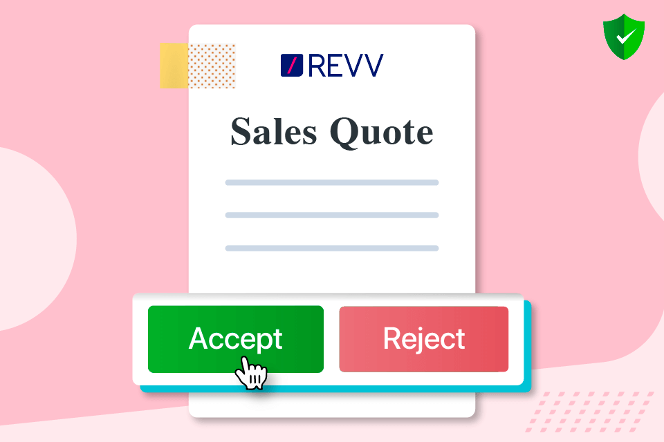 """How to get recipient(s) confirmation on documents through """"send for acceptance"""" feature in Revv?"""