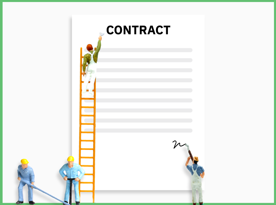 Know the purpose of drafting a contract