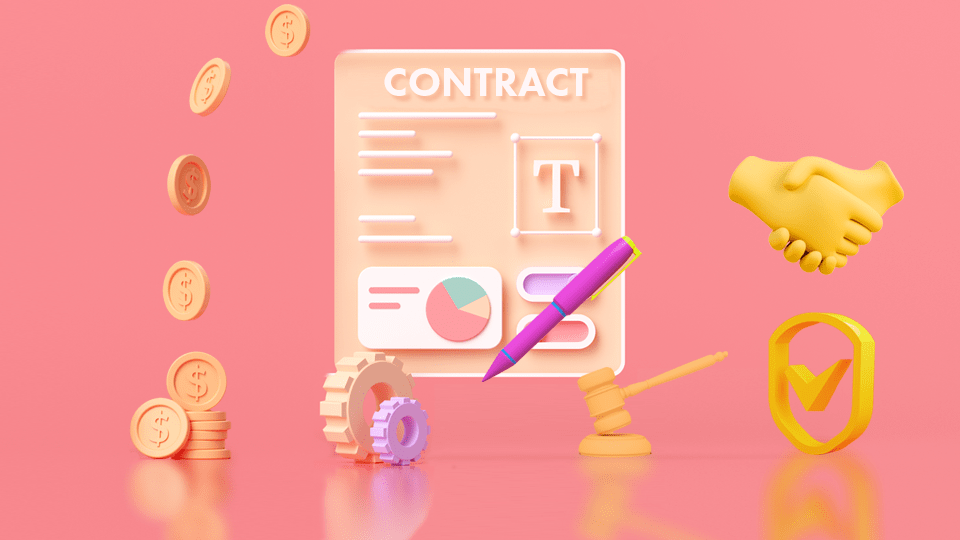 Looking for ways to draft a contract? Here are some quick tips for small businesses by Revv.