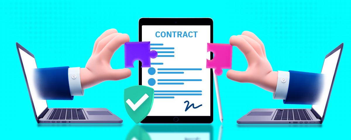How do you create a digital signature?