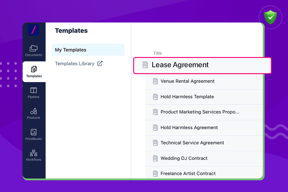 How to add a form-based template in Revv?