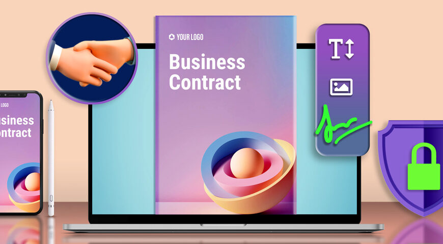 Working With Digital Contracts: Everything You Need to Know
