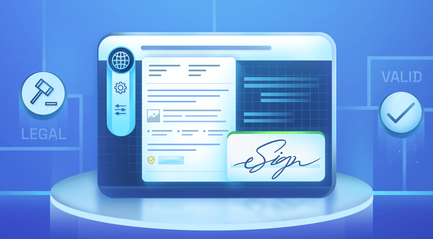 Deal or Void? Validity of Electronic Signatures & Electronic Signature Laws