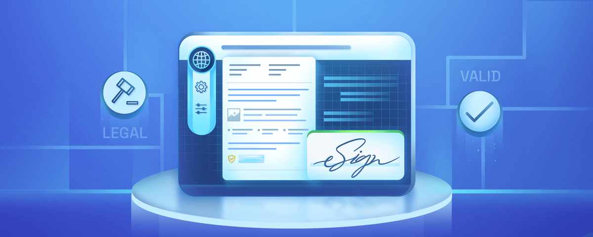 Validity of electronic signatures - a detailed explanation