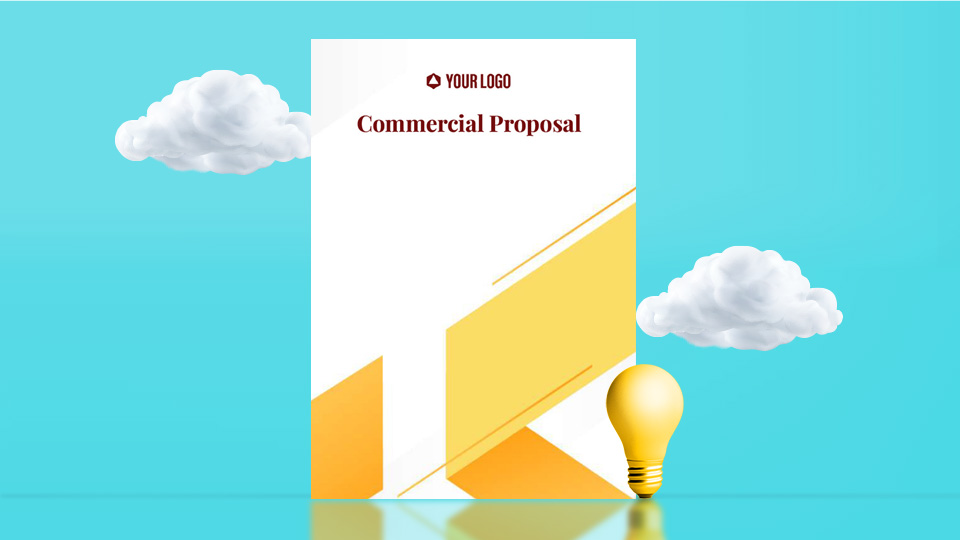 Download commercial proposal template