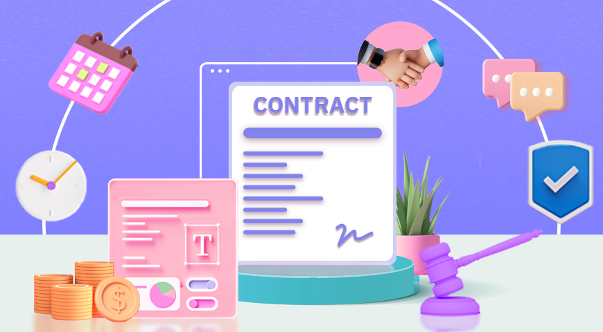 How to Make a Contract Legal With the Right Elements?