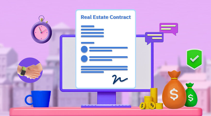 What Does Under Contract Mean in the Real Estate Industry?