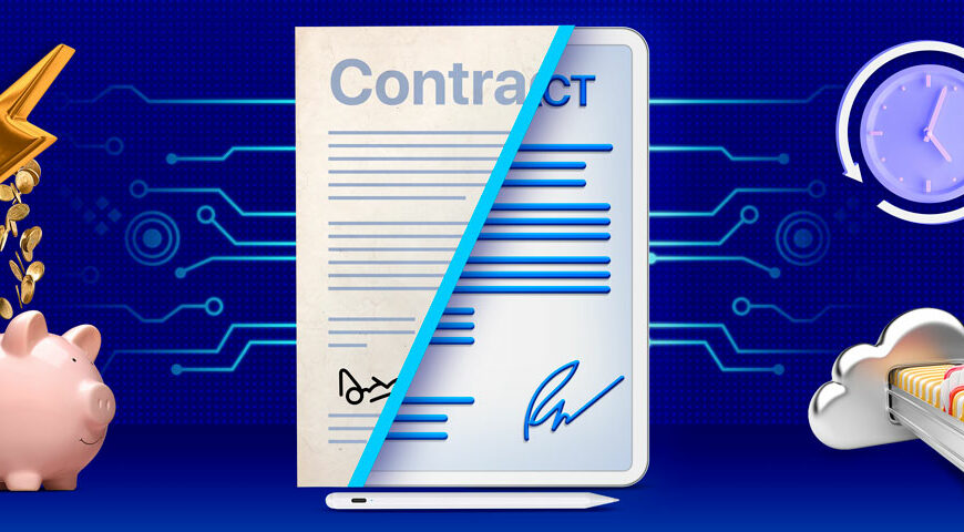 Why Businesses Need Online Electronic Signature Management
