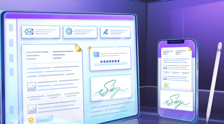 How to Electronically Sign Documents on iPhone and iPad