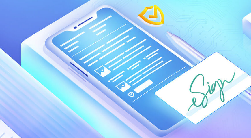 How to Sign Documents From Your Phone