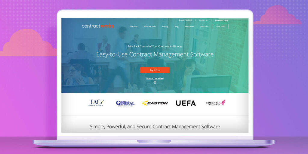 ContractWorks contract management
