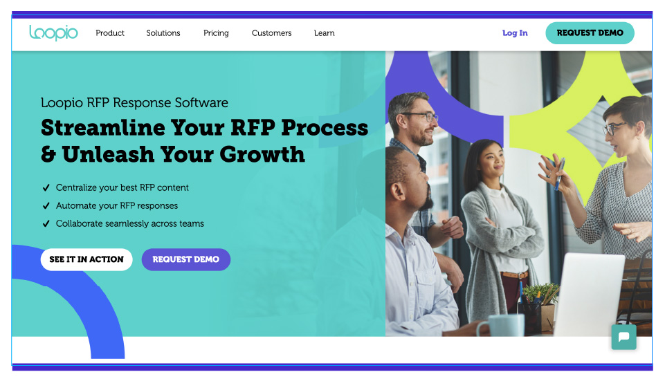 Make your RFP process more streamlined with Loopio