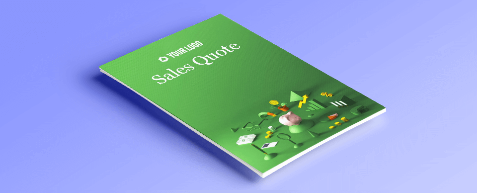 Download sales quote template!