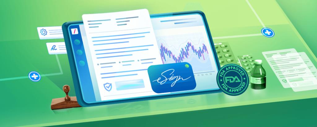 Use Revv, a modern electronic signature platform, to send FDA documents for eSign.