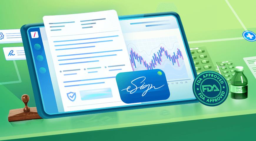Revv | The Best Electronic Signature Platform to Process FDA Documents