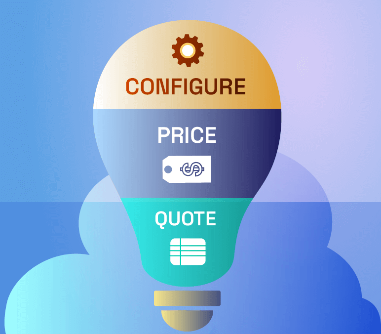 What is a configure, price, quote software?